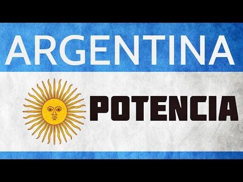 ¿Es Argentina una potencia? ★  El poder de Argentina ★