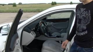 Cadillac тест-драйв// АвтоНомия