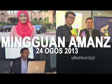 Mingguan Amanz - Lumia 625, Ubuntu Edge Tamat, Gamescom