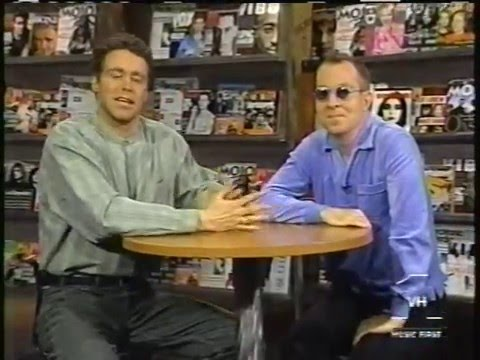Fred Schneider 1995 Interview