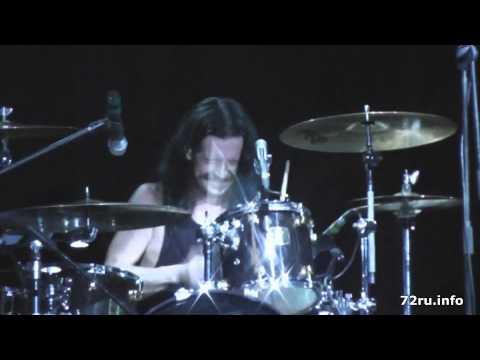 АРИЯ - Соло на барабанах (Тюмень).