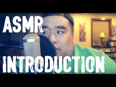 "ASMR ""I'm New Here"" Introduction | MattyTingles"