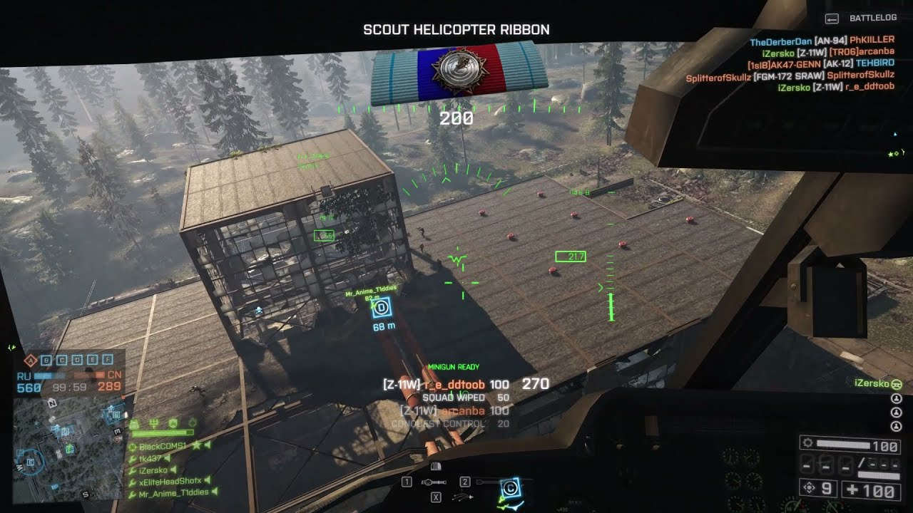 Download BATTLEFIELD 4 STRAIGHT OUT OF A CUT SCENE