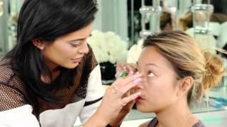 KYLIE'S CLIQUE: Tiffany Gets Kyli-fied!