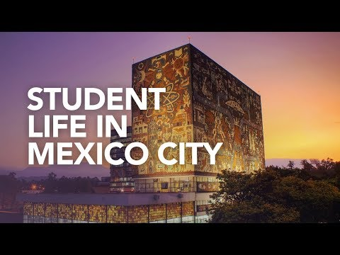 Life in Mexico City (International Student)
