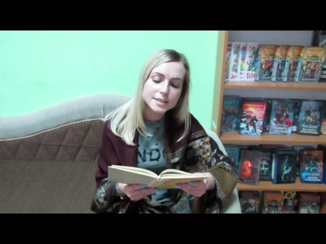 Изображение предпросмотра прочтения – ТатьянаБолод читает произведение «Она сидела наполу…» Ф.И.Тютчева