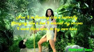 Katy Perry - Roar Lyrics Thumbnail