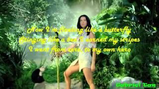 Katy Perry - Roar Lyrics Thumbnail