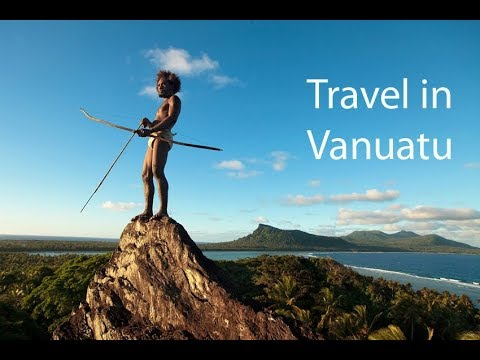Travel in Vanuatu, Port Vila, Ambea Island, Espiritu Santo, nature, resorts, hotels