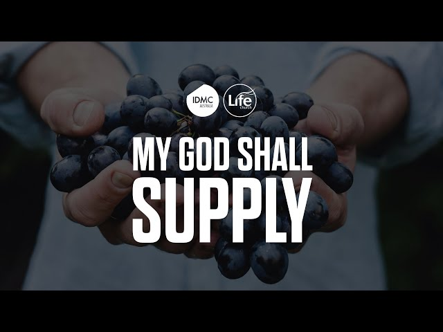 How to Receive God's Unlimited Supply | Rev Paul Jeyachandran