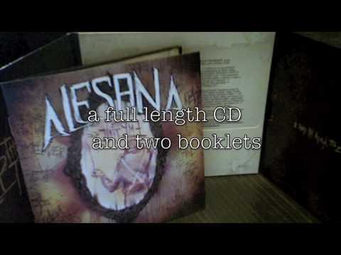 Alesana - 'The Emptiness' Pre-Order Bundles