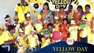 Yellow day Celebration | RR International School CBSE | Must Watch