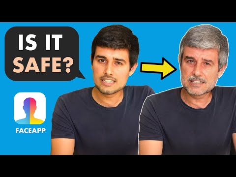 The Truth about Face App  | Analysis by Dhruv Rathee