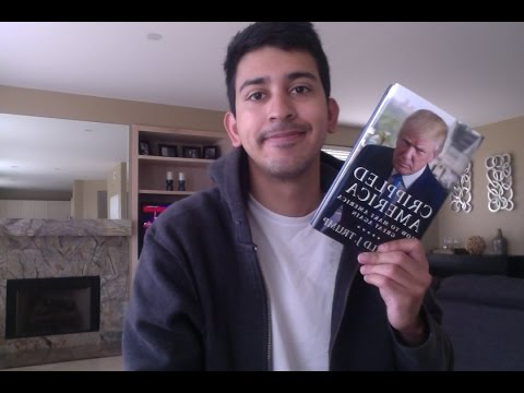 BOOK REVIEW: Crippled America by Donald Trump (How to Make America Great Again)
