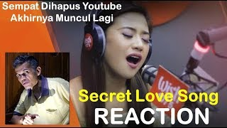 "Gambar cover Sempat Dihapus Youtube - Morissette covers ""Secret Love Song"" (Little Mix) - ""REACTION"""