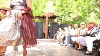 Haute Couture Show - SWAIA Santa Fe Indian Market 2016 Exlcusive Angle