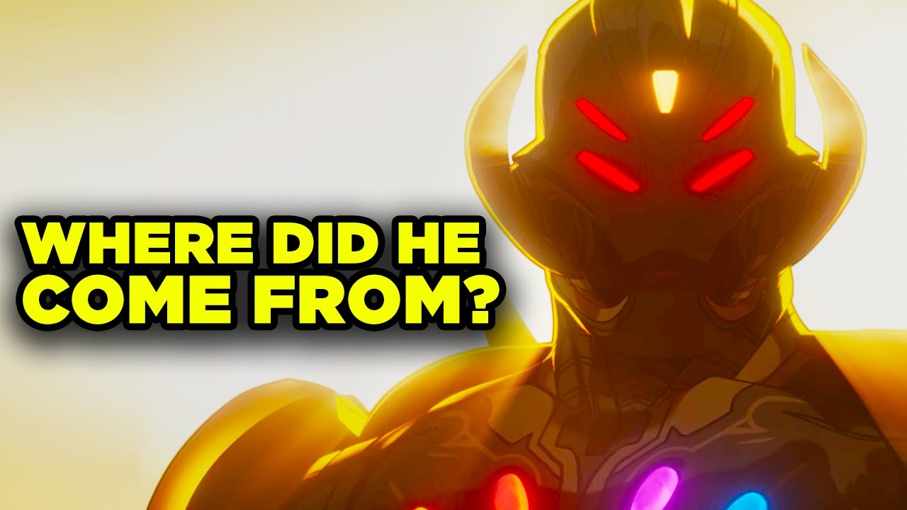 Download MARVEL WHAT IF Episode 7 REACTION: Ultron-Vision Infinity Stones Explained!