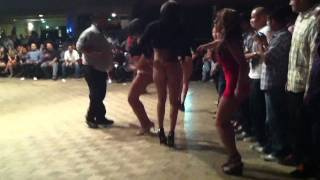 G-String Contest at El Potrero Night Club