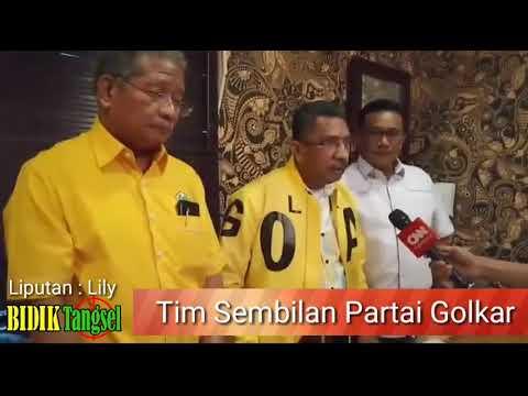 Pernyataan Sikap Tim Sembilan Partai Golkar