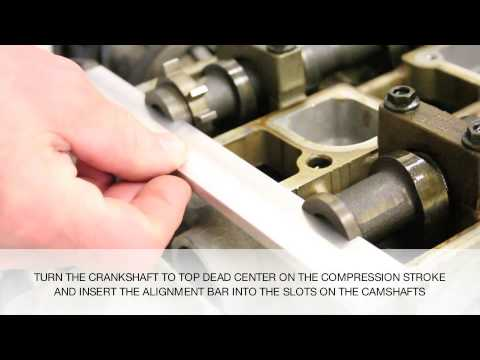 LISLE Ford Camshaft Alignment Kit - YouTube