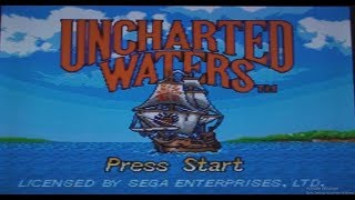 Uncharted Waters - Sega Genesis Longplay & Review (Retro Sunday)
