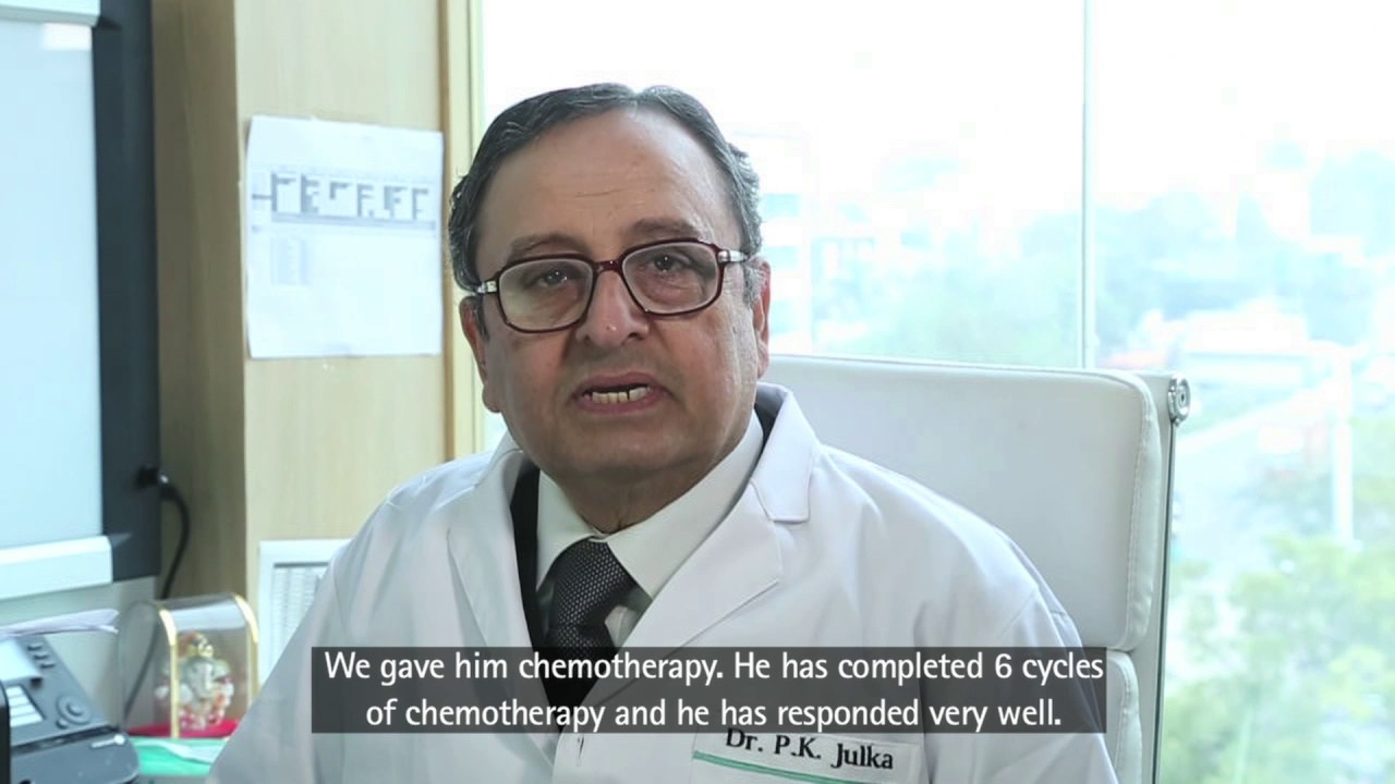 New Prostate Cancer Treatment With Advanced Chemotherapy | Max Hospital