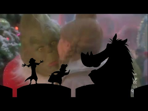 Timon And Pumbaa Rewind How The Grinch Stole Christmas