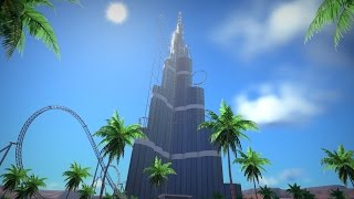 Kingda Khalifa | Planet Coaster