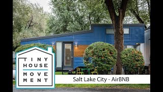 Airbnb Tiny Home In Slc