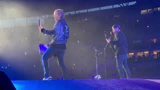 Metallica - Engel [Rammstein cover] [Live] - 7.6.2019 - Olympiastadion Berlin - Berlin, Germany
