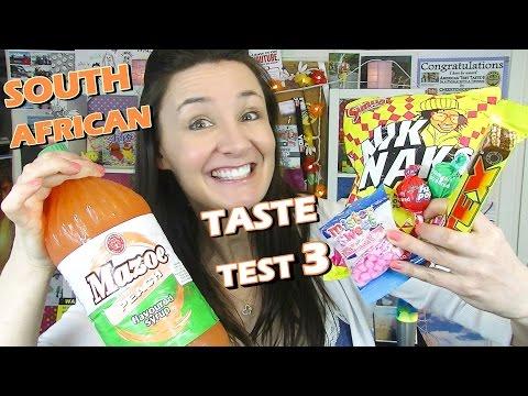 South African Taste Test 3