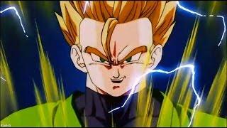 Does Lightning Define Super Saiyan 2?