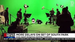 Behind The Scenes On The New Series of South Park | Comedy Central UK