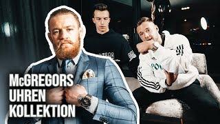 Unsere Reaktion auf Conor McGregors Uhren Kollektion | inscopelifestyle
