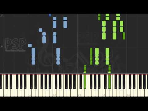 [ Piano Solo Tutorial : Anime ] Kakegurui - Deal with the devil (synthesia)