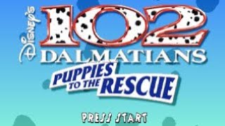 102 Dalmatians: Puppies to the Rescue - Complete Walkthrough - All Levels (Longplay)