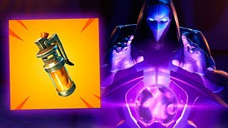 *NEW* FENIDE PUMP and LEGENDARY SKIN in FORTNITE - TheGrefg