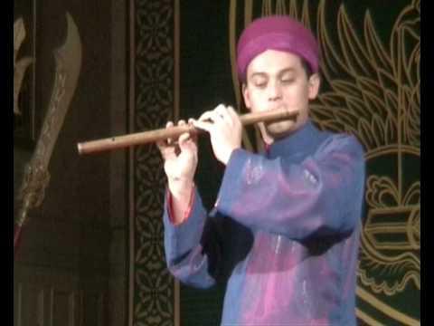 La flûte Mèo des H