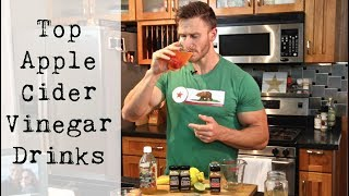 Top 2 Apple Cider Vinegar Drinks: Full Recipes: Thomas DeLauer