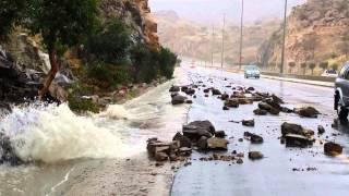 طريق الشفا 1435/03/04 #سمير الربيعي