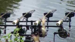 Карповая рыбалка с LKBaits 2013 (carpfishing).