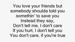 Drake - Take Care ft. Rihanna (HD Lyrics)