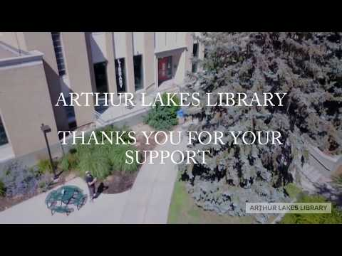#idigmines Giving Day 2018 - Arthur Lakes Library