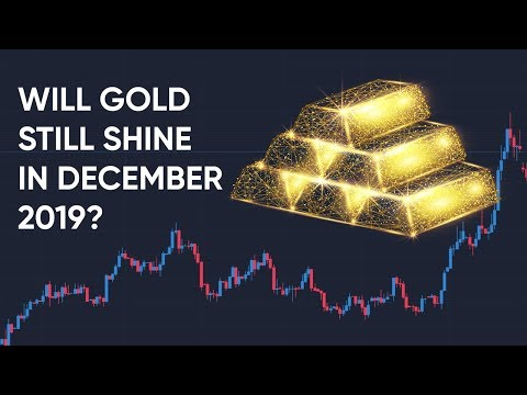 Gold Price Analysis Ending 2019!