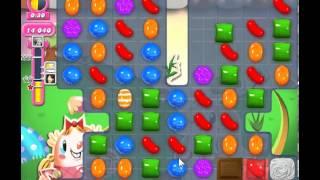 Candy Crush Saga Level 80 - 3 Star - no boosters