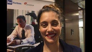 Videointervista a Cristiana Dell'Anna in Rocco Chinnici, su SpettacoloMania.it