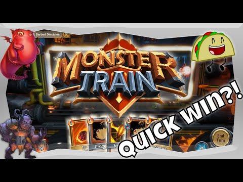 Lets play Monster Train   Deckbuilder Roguelike - Is it a triple?  