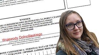 #3 Как правильно заполнить заявку на временное пребывание или Pobyt Czasowy