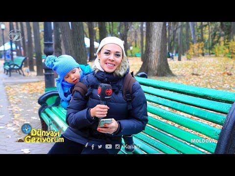 Dünyayı Geziyorum - Moldova - 29 Kasım 2015