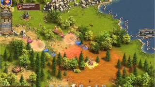 The Settlers Online - Pvp block 3